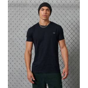 Superdry Sportstyle T-Shirt in Black (Size: 4XL)
