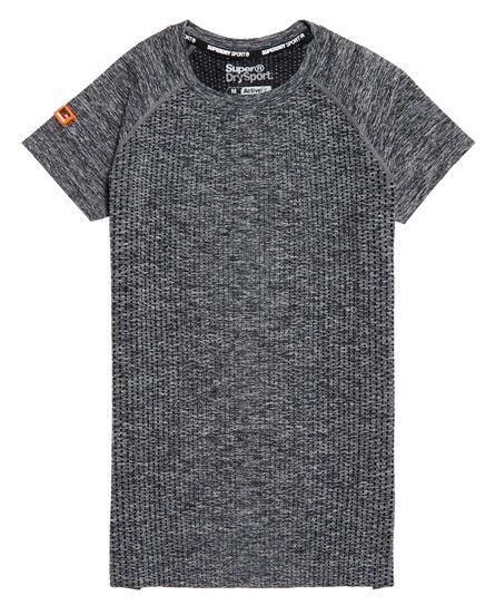 Superdry Sports Athletic Raglan T-Shirt T Shirts