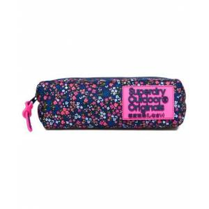 Superdry Montana Fold Pencil Case in Blue (Size: 1SIZE)