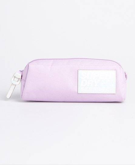 Superdry Pearl Pencil Case in Pink (Size: 1SIZE)