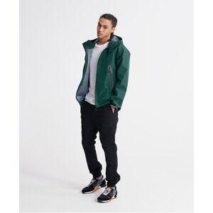 Superdry Hydrotech Waterproof Jacket in Green (Size: L)