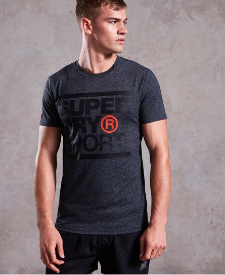 Superdry Core Graphic T-Shirt Black