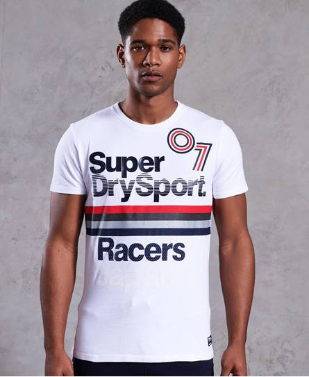 Superdry Sport Racers T-Shirt T Shirts