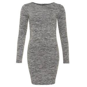 Superdry Augusta Bodycon Dress in Grey (Size: L)