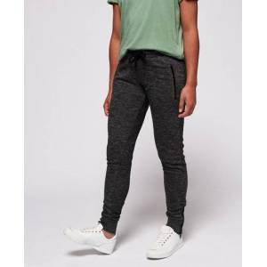 Superdry Fashion Luxe Joggers in Grey (Size: XXS)