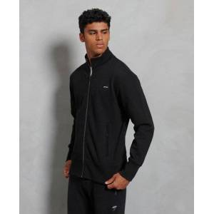 Superdry Sportstyle Track Top in Black (Size: XL)