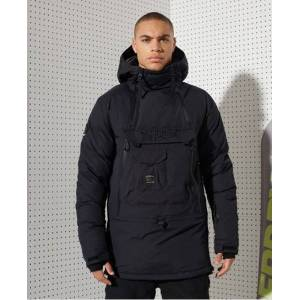 Superdry Sport Freestyle Overhead Jacket in Black (Size: S)