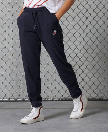 Superdry Sportstyle Fleece Jogger in Navy (Size: 12)