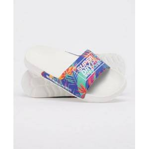 Superdry Volley Pool Sliders in Multiple Colours (Size: S)