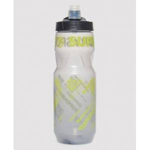 Superdry Super Diagonal Bottle in Grey (Size: 1SIZE)