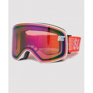Superdry Sport Blizzard Snow Goggles in White (Size: 1SIZE)