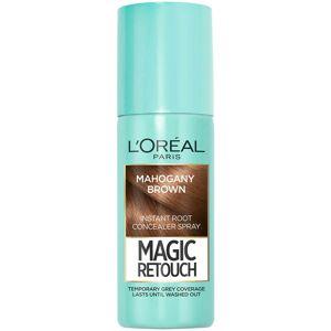 L'Oréal Paris L'Oréal Paris Magic Retouch Temporary Instant Root Concealer Spray 75ml (Various Shades) - Mahogany Brown