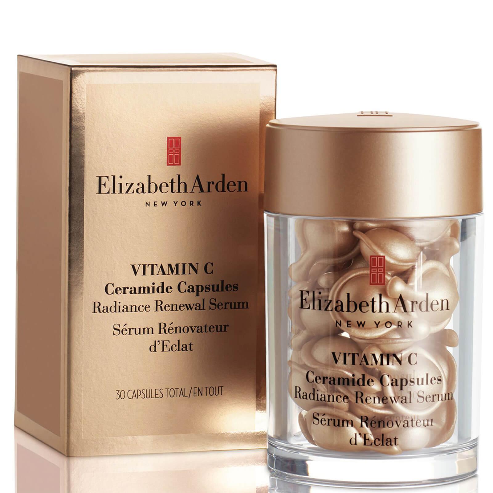 Elisabeth Arden Vitamin C Ceramide Capsules Radiance Renewal Serum 30pc