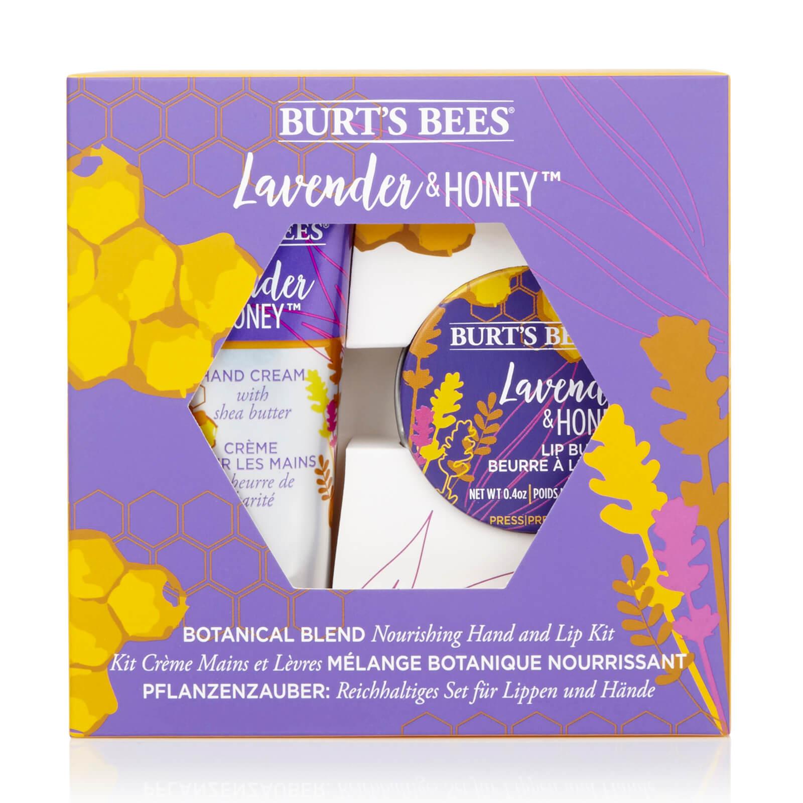 Burts Bees Burt's Bees Botanical Blend Nourishing Hand and Lip Kit - Lavender & Honey