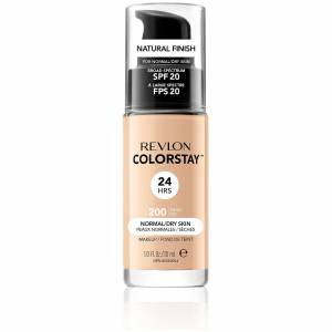 Revlon ColorStay Make-Up Foundation for Normal/Dry Skin (Various Shades) - Nude