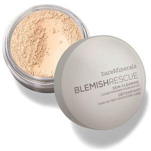 bareMinerals Blemish Rescue Skin-Clearing Loose Powder Foundation 6g (Various Shades) - Fair 1C
