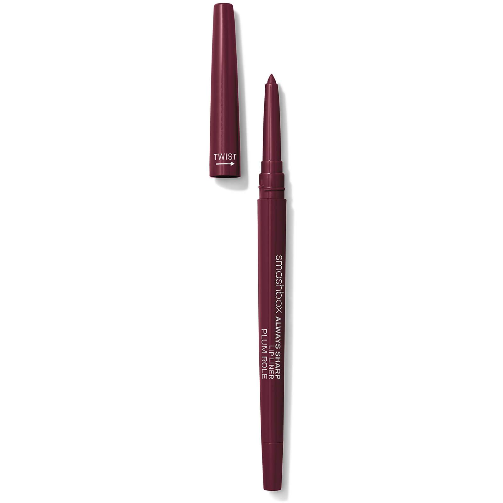 Smashbox Always Sharp Lip Liner (Various Shades) - #511 e25 Plum Role