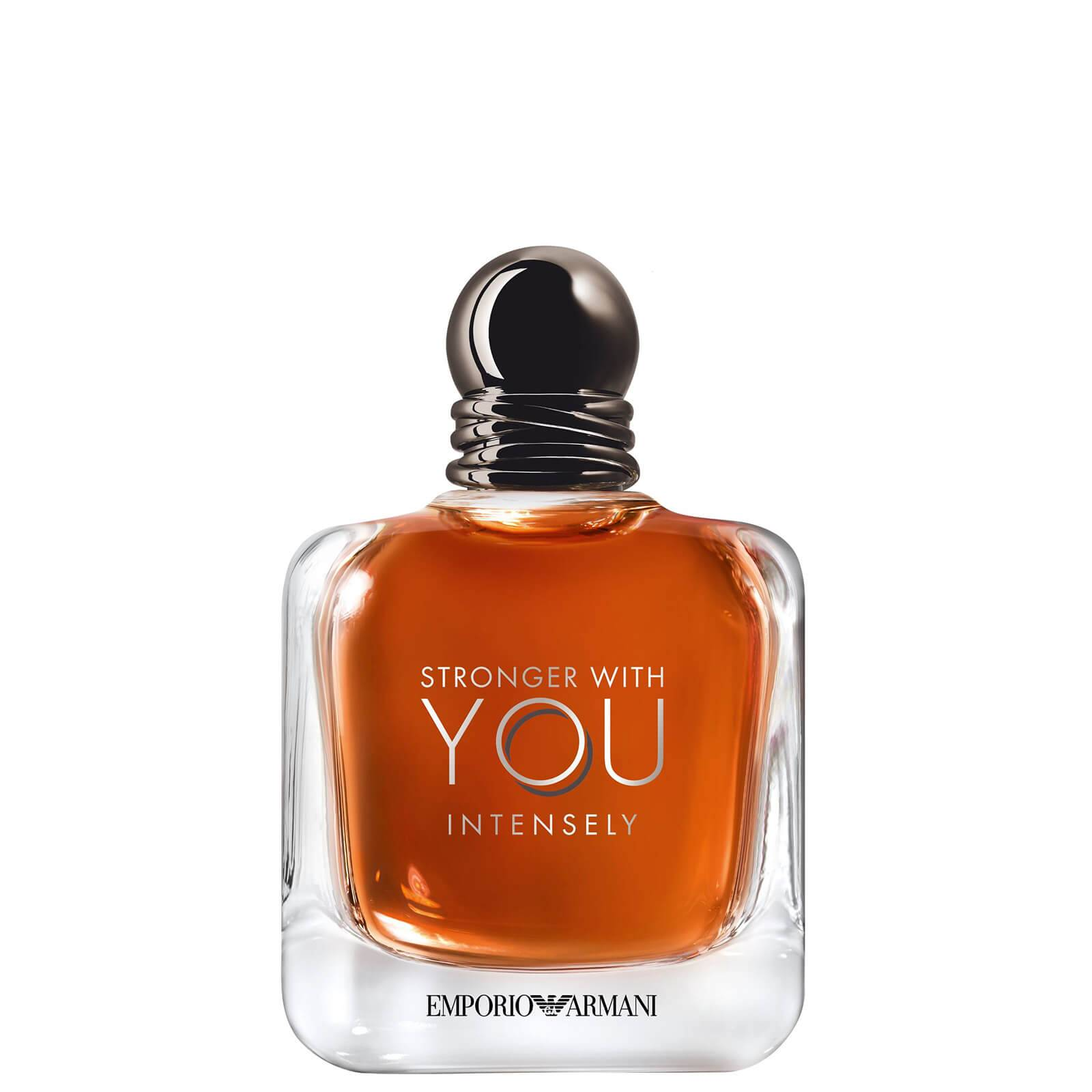 Armani Stronger with You Intensely Aftershave (Various Sizes) - 100ml