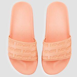 Myprotein MP Women's Sliders - Pastel Orange - UK 6