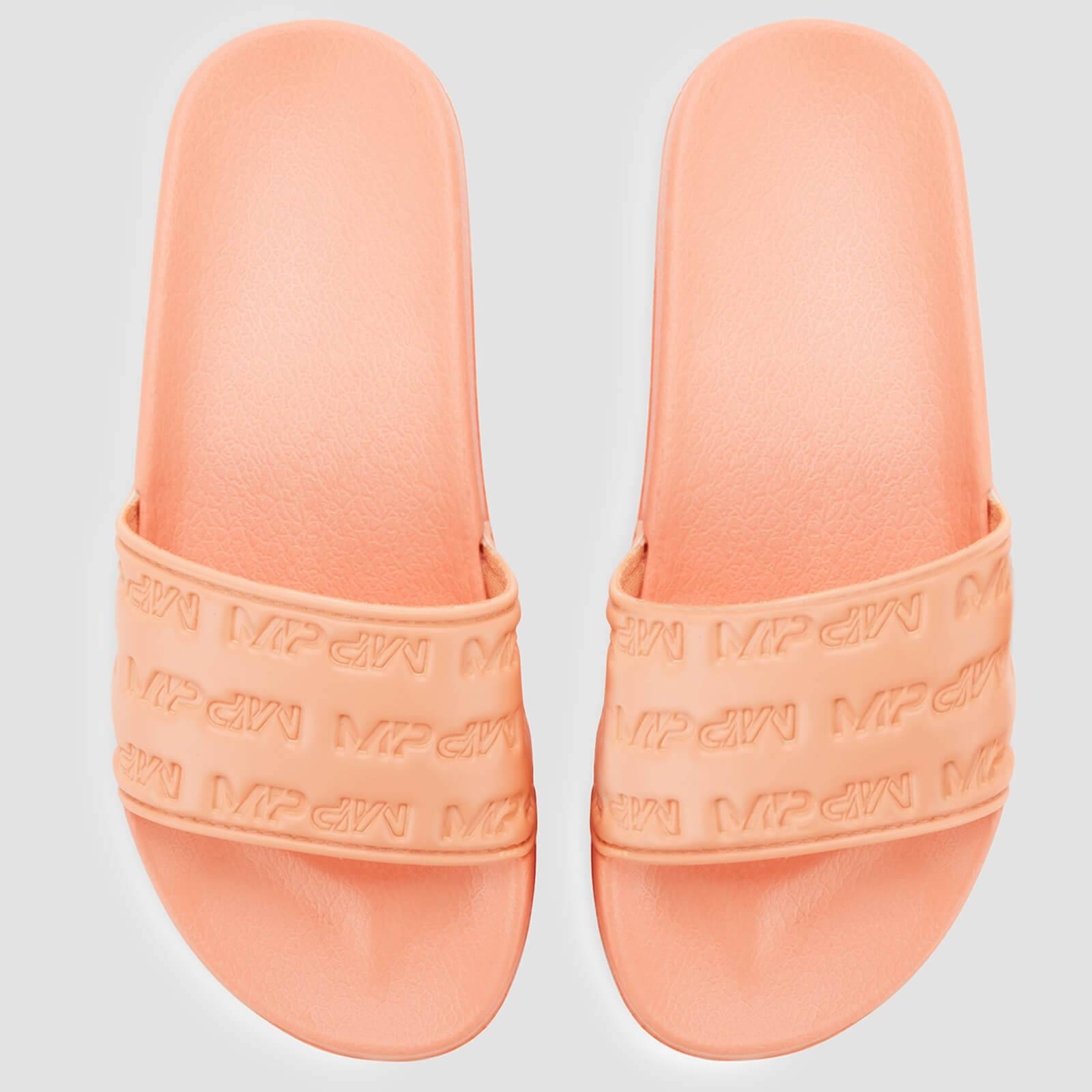 Myprotein MP Women's Sliders - Pastel Orange - UK 7
