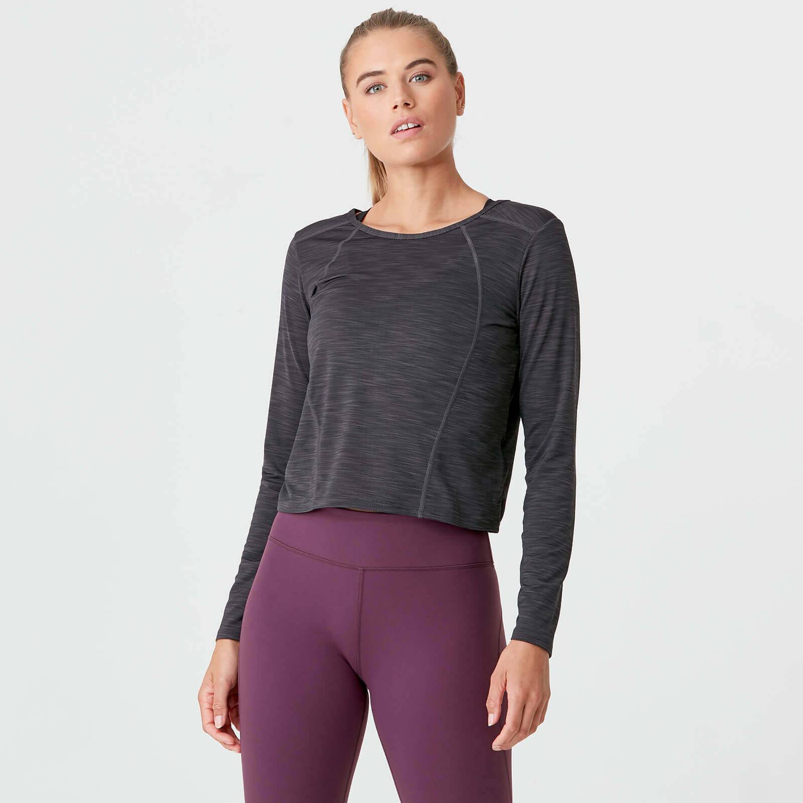 Myprotein Dry-Tech Long Sleeve T-Shirt - Slate Grey - L