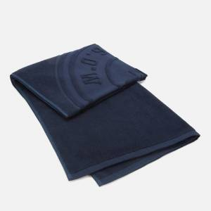 MP Large Towel- Navy