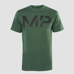 Myprotein MP Grit T-Shirt Hunter Green - XL