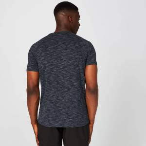 MP Men's Performance T-Shirt - Navy Marl - XS