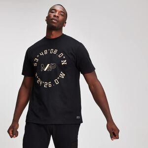 MP Graphic Men's T-Shirt - Black - M