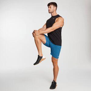 MP Men's Essentials Woven Training Shorts - Pilot Blue - M