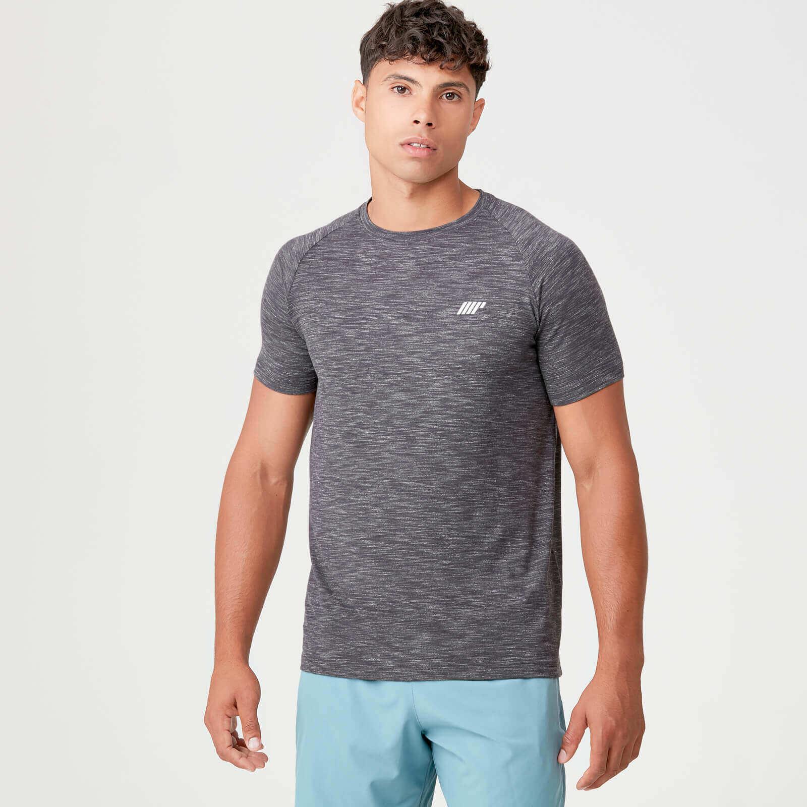 Myprotein Performance T-Shirt - Charcoal Marl - XXL