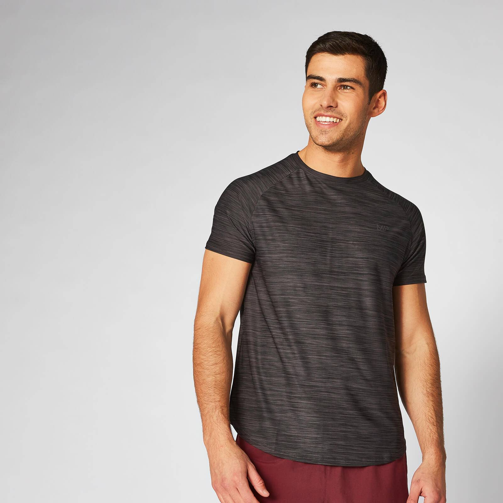 Myprotein Dry-Tech Infinity T-Shirt - Slate Marl - S