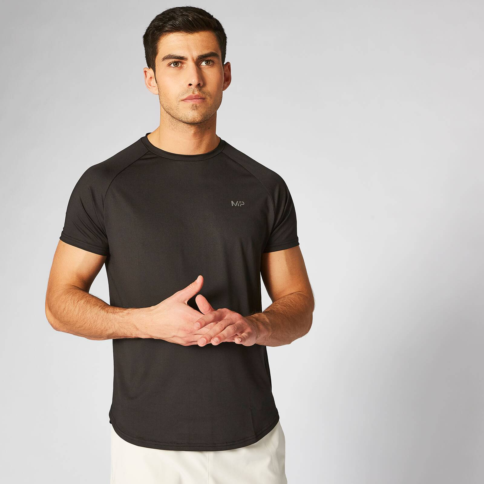 Myprotein Dry-Tech Infinity T-Shirt - Black - L