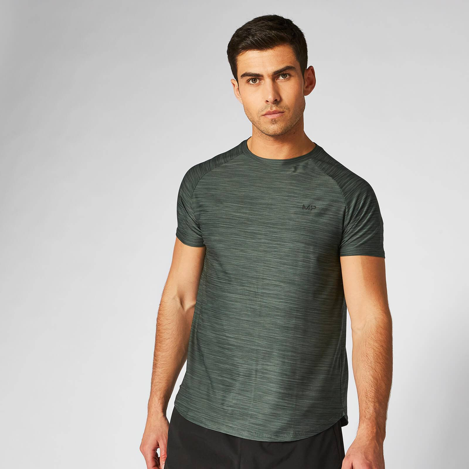 Myprotein Dry-Tech Infinity T-Shirt - Pine Marl - S