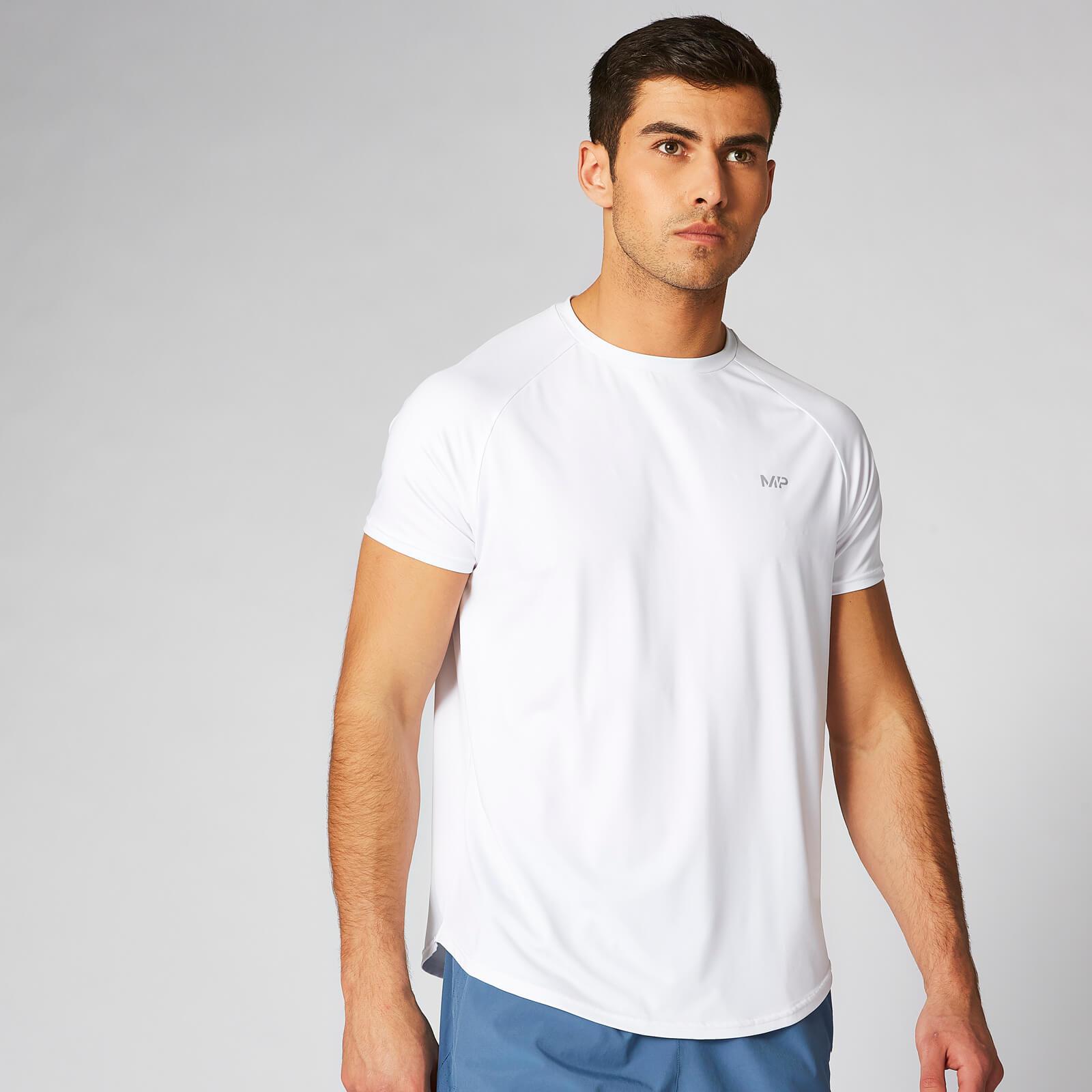 Myprotein Dry-Tech Infinity T-Shirt - White - M