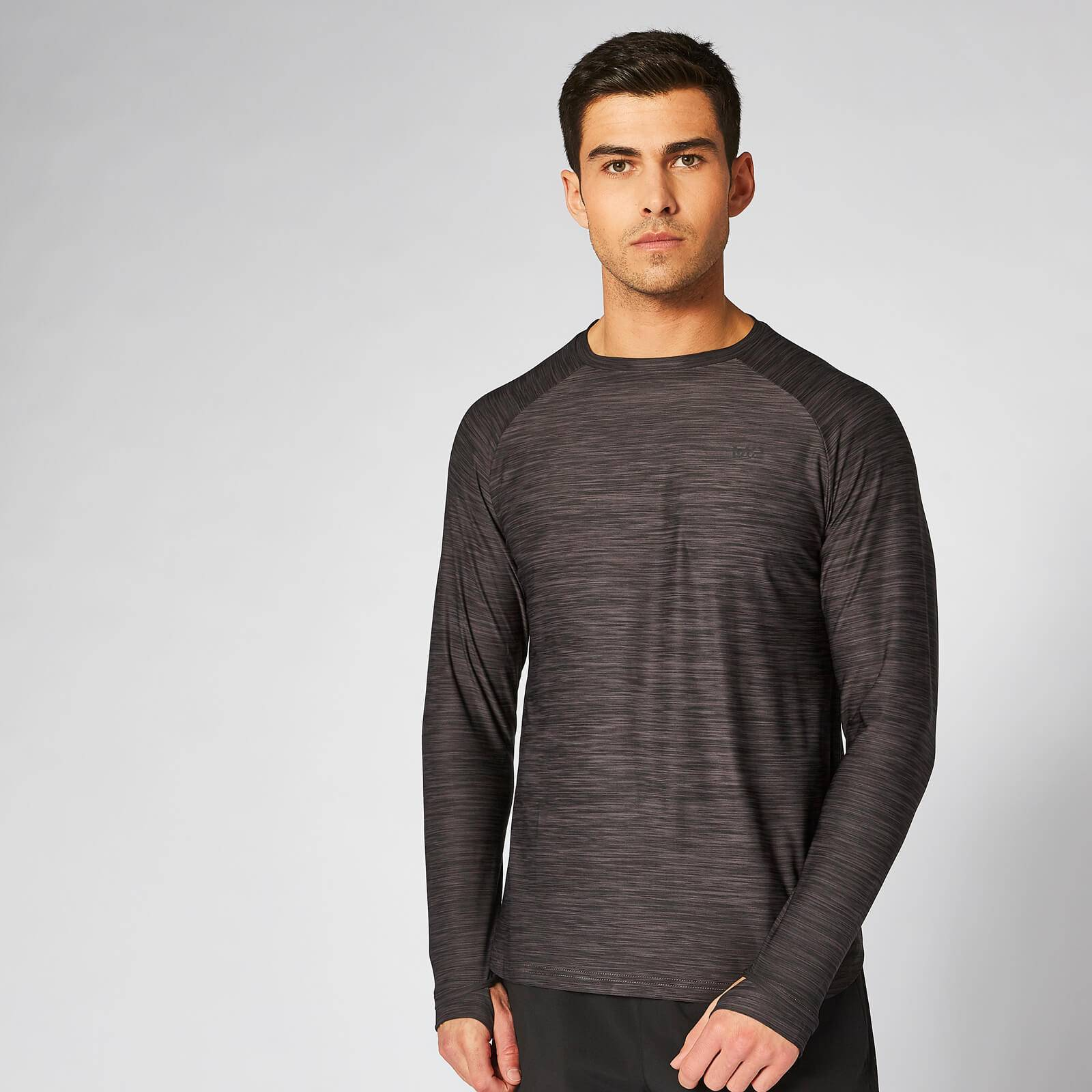 Myprotein Dry-Tech Infinity Long-Sleeve T-Shirt - Slate Marl - S