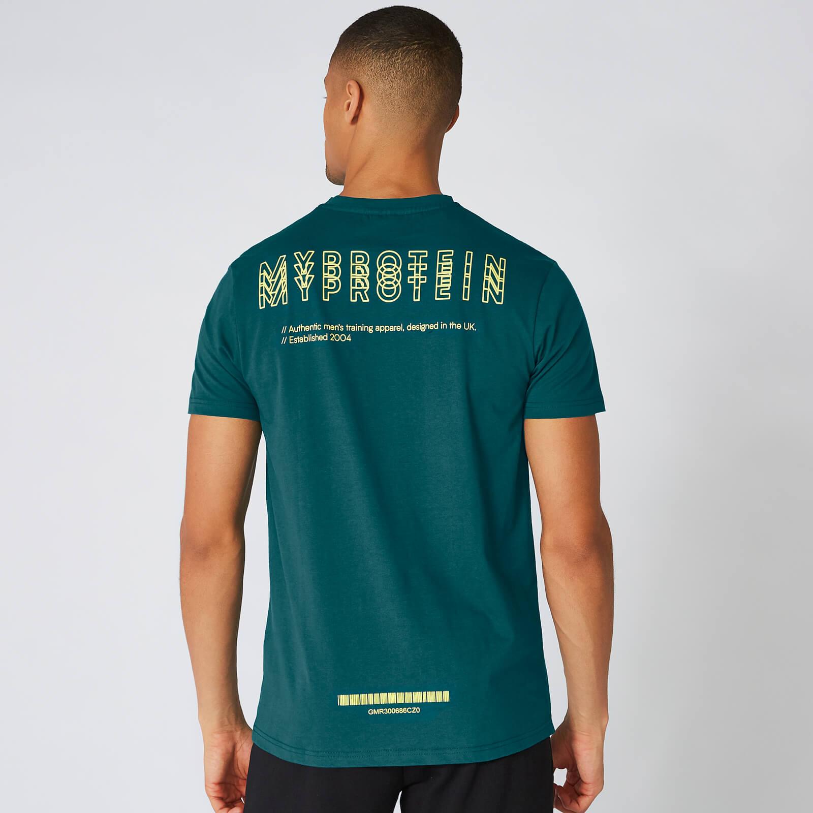 Myprotein Graphic T-Shirt - Alpine - M