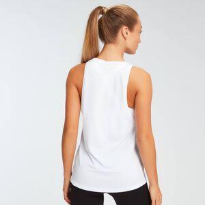 Myprotein MP Women's Essentials Training Mesh Vest - White - M