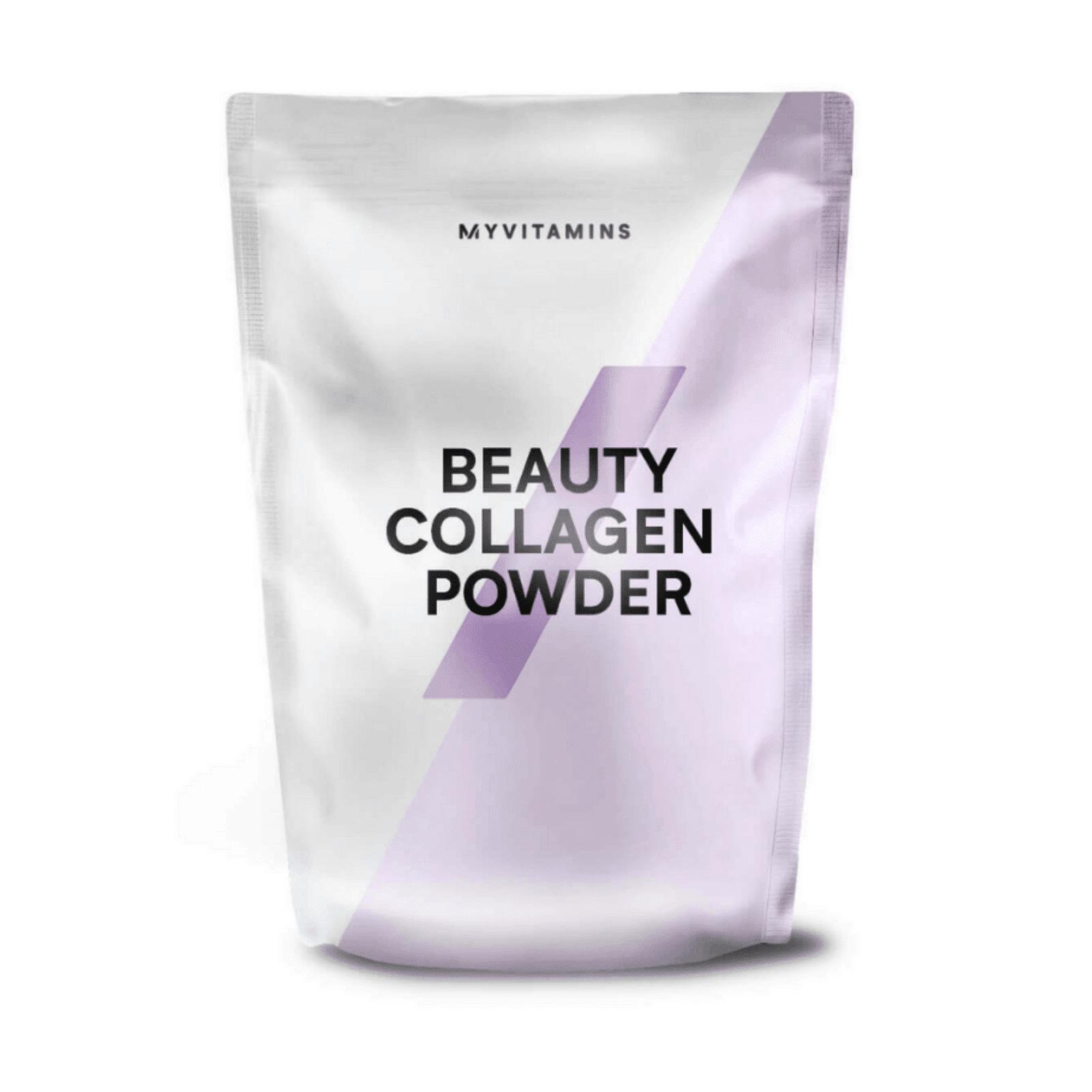 Myvitamins Beauty Collagen Powder - 360g - Strawberry
