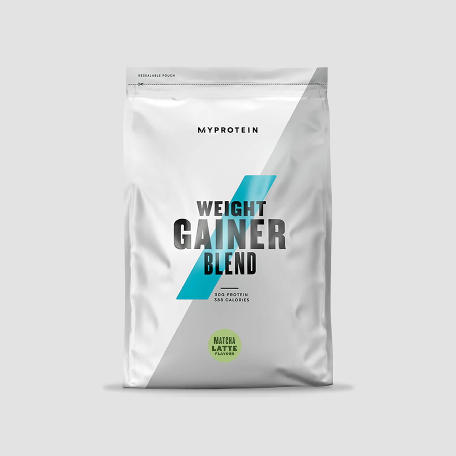Myprotein Weight Gainer Blend - 2.5kg - Matcha Latte