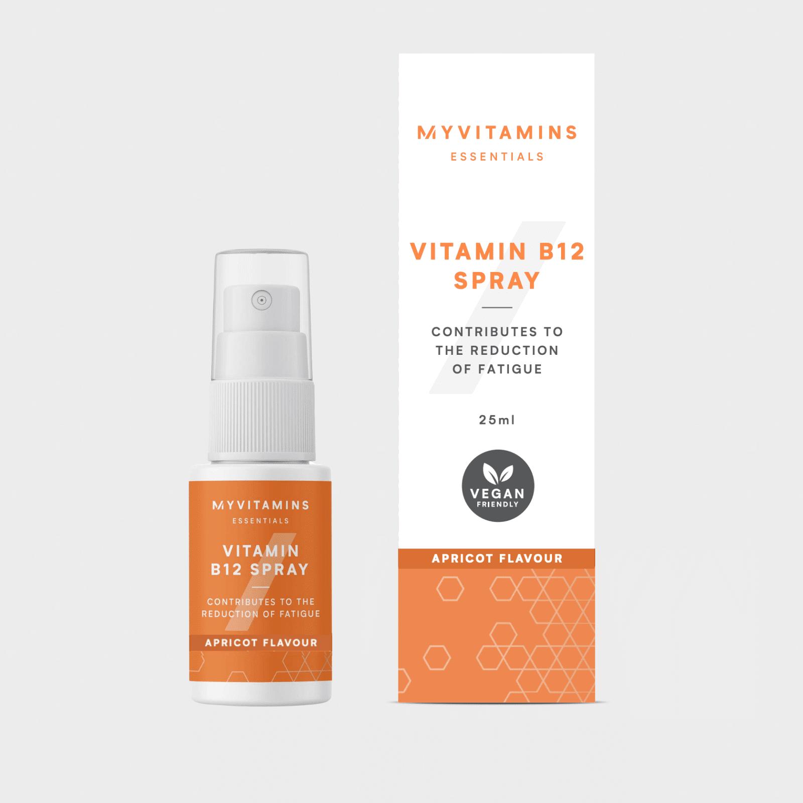 Myvegan Vegan Vitamin B12 Spray