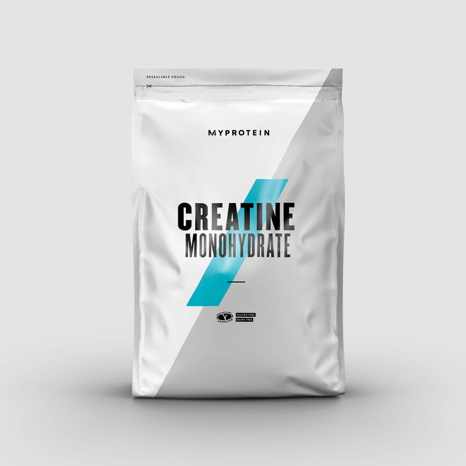 Myprotein Creatine Monohydrate Powder - 500g - Tropical