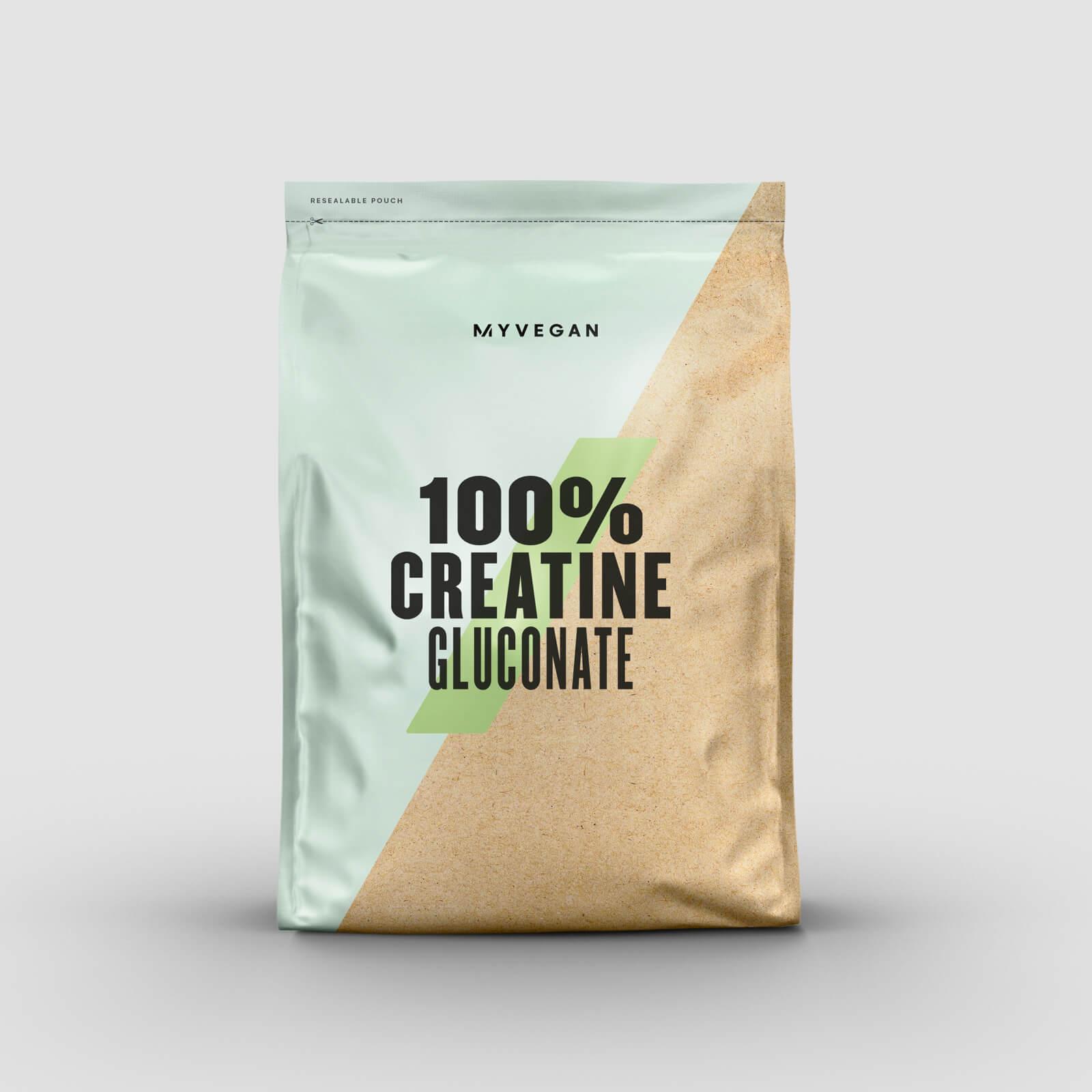 Myprotein 100% Creatine Gluconate Powder - 250g - Unflavoured