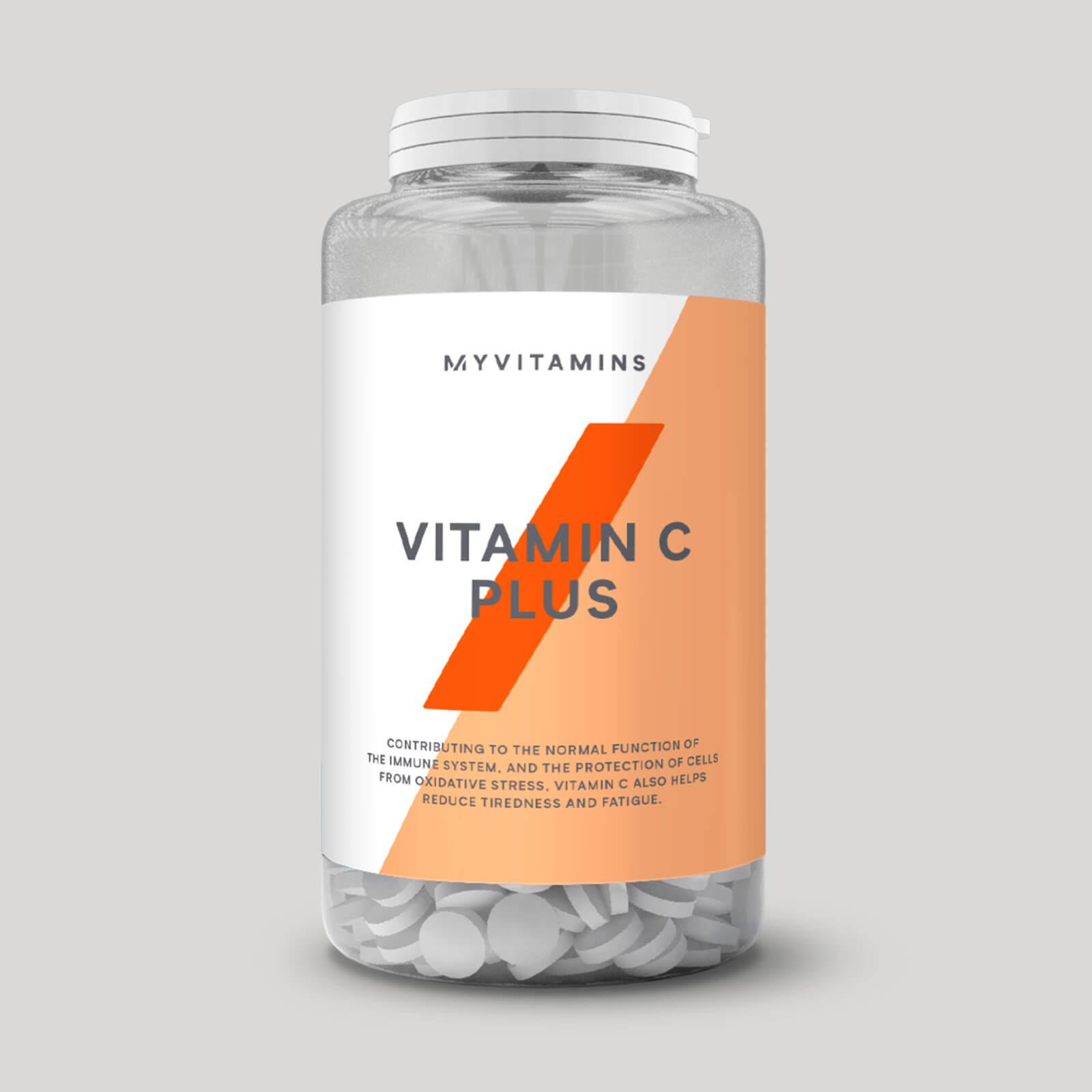 Myvitamins Vitamin C Plus Tablets - 180Tablets - Tub