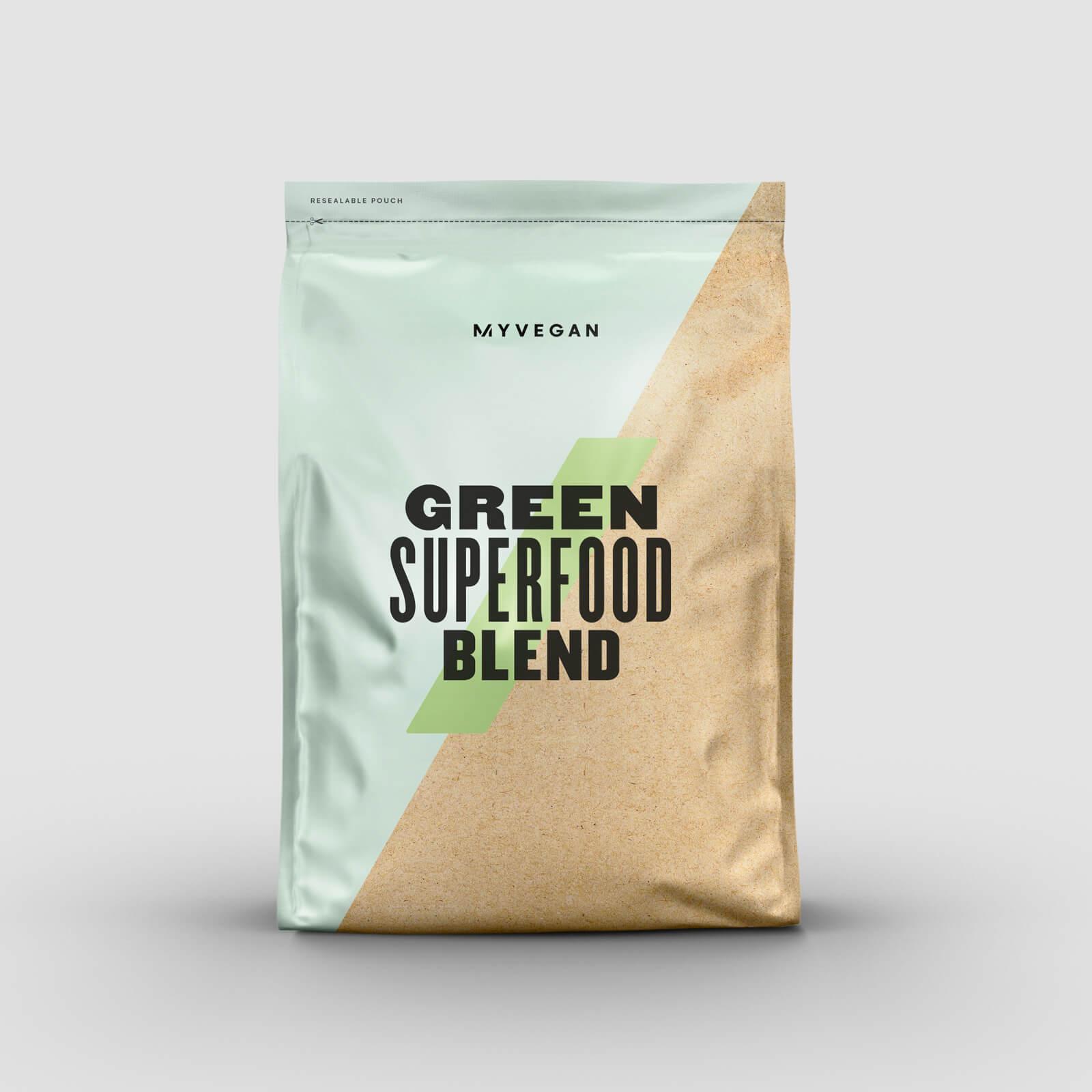 Myprotein Green Superfood Blend - 250g - Unflavoured