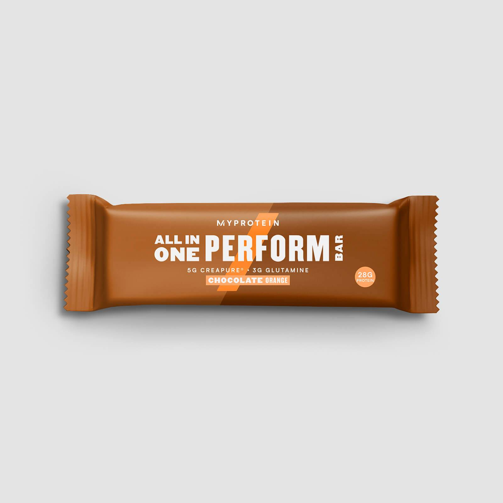 Myprotein All-In-One Perform Bar (Sample) - Chocolate Orange