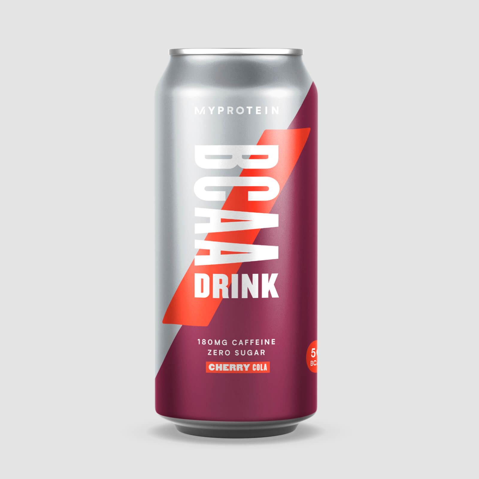 Myprotein BCAA Drink (Sample) - 440ml - Cherry Cola