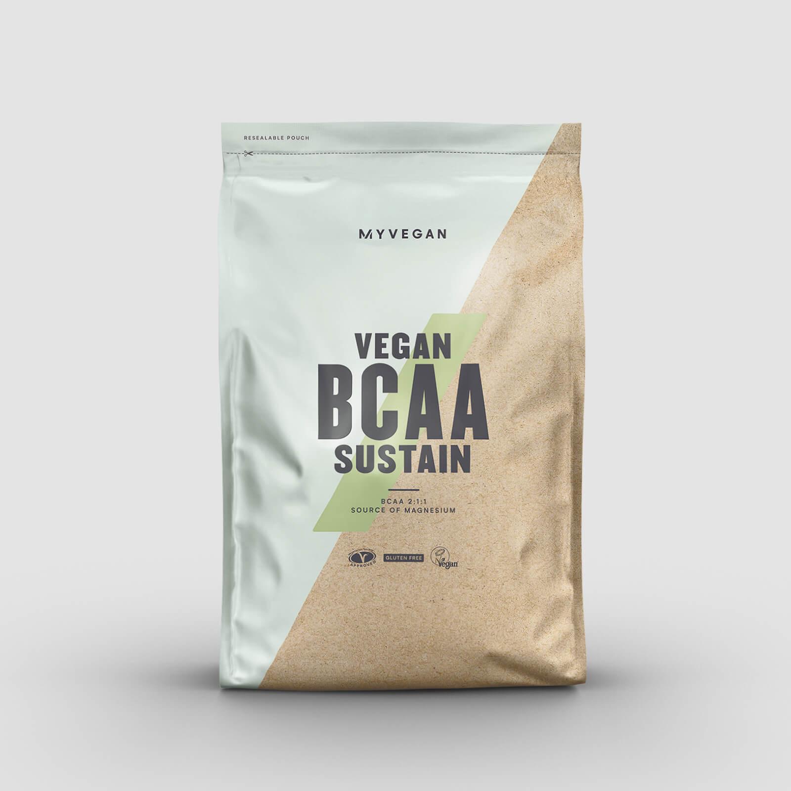 Myprotein Vegan BCAA Sustain Powder - 500g - Orange