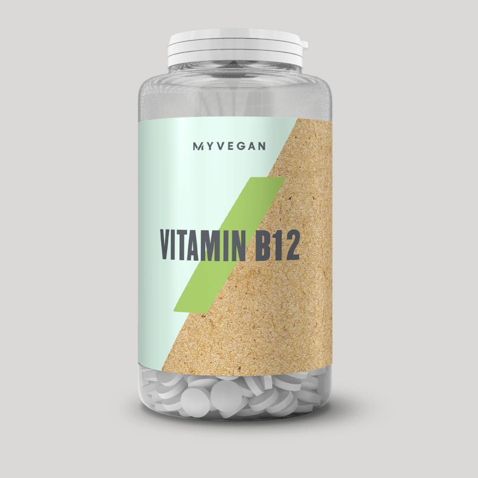 Myprotein Vegan Vitamin B12 - 60Tablets