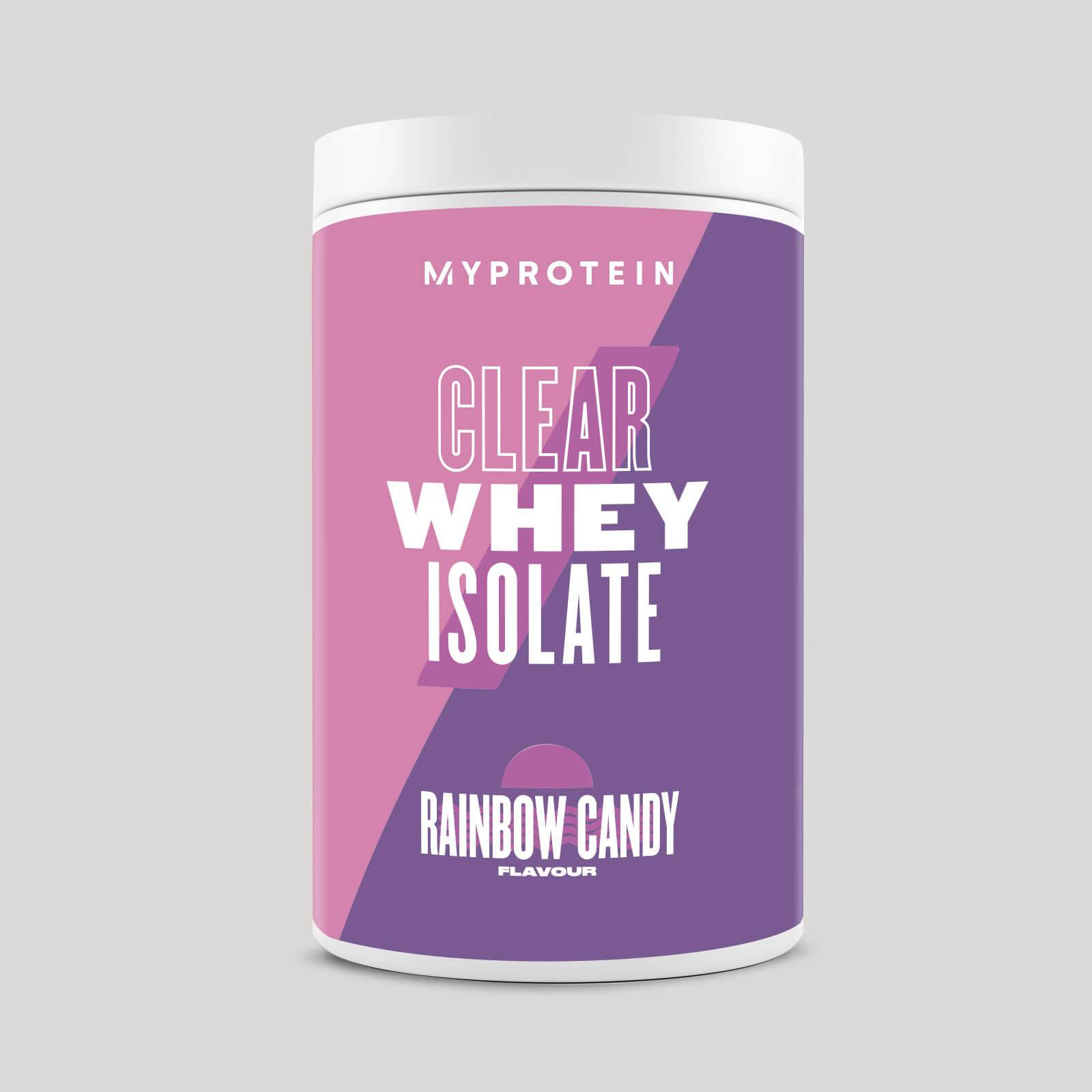 Myprotein Clear Whey Isolate - 20servings - Rainbow Candy